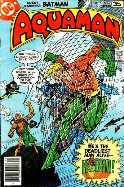 Aquaman 1962 1st Series Comic Books