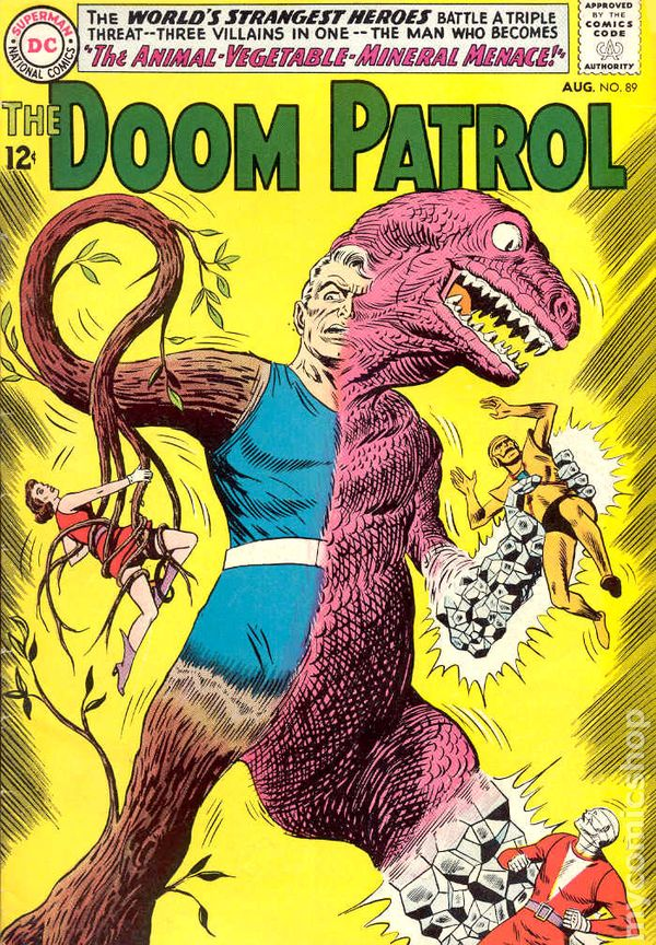 Doom Patrol 1964 1st Series 89