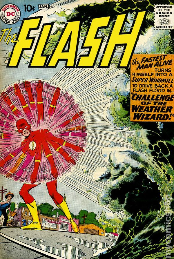 Image result for flash issue 110