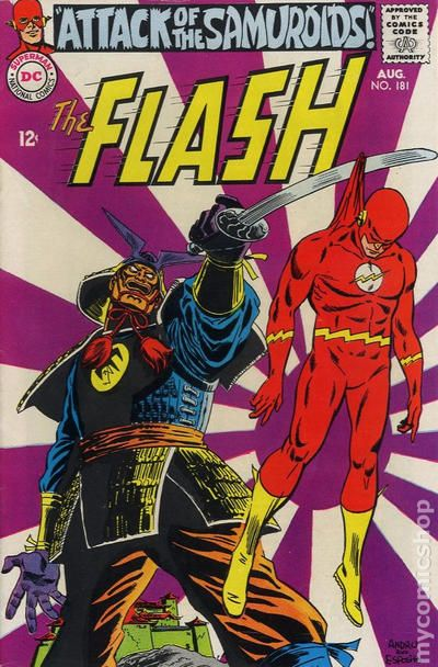 Image result for flash issue 181
