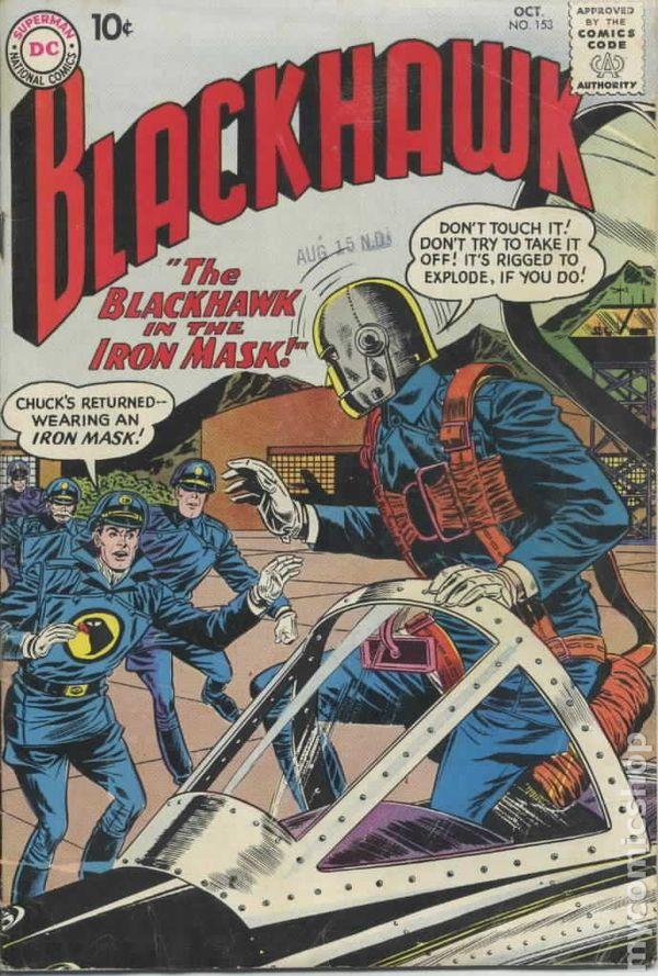 Blackhawk  1944 1st Series  Comic Books