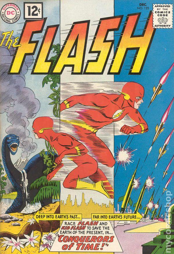 flash  1959 1st series dc  comic books