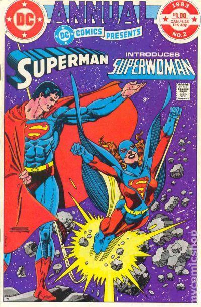 """Résultat de recherche d'images pour """"comic book annual dc"""""""