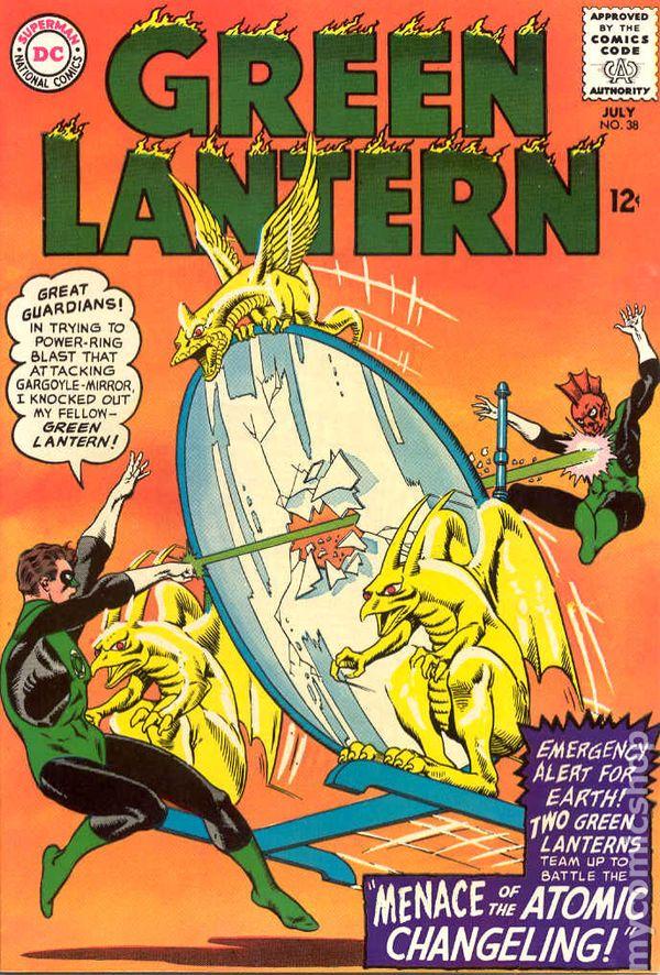 Green Lantern 1960 1988 1st Series Dc Comic Books