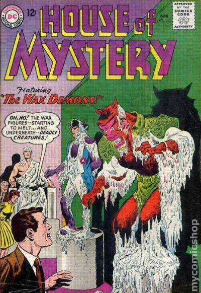 House Of Mystery (1951-1983 1st Series) 142 GD 2.0