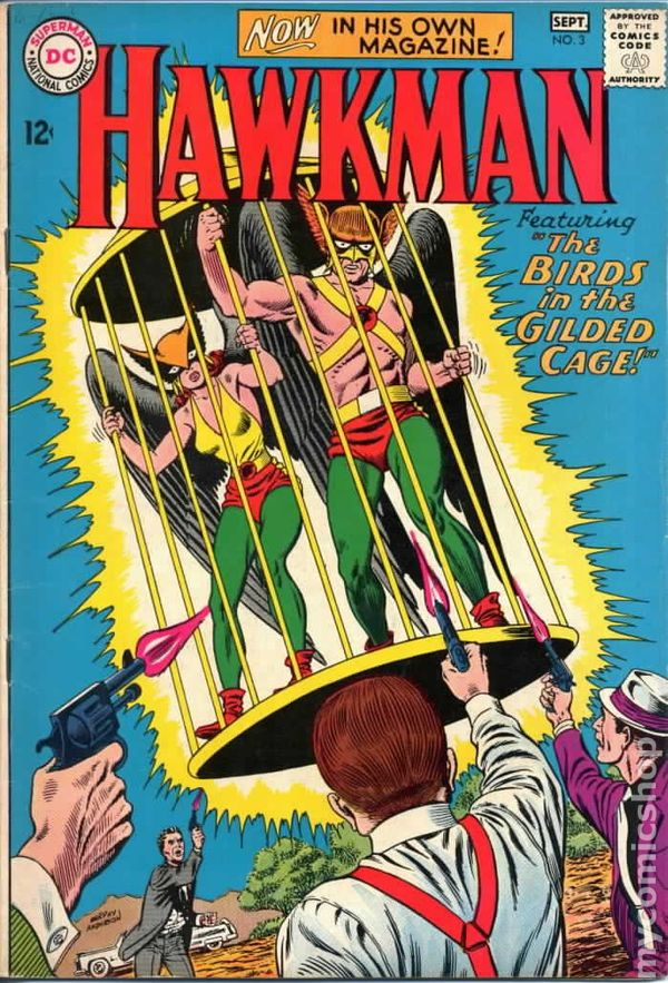 Hawkman 1964 1st Series Comic Books