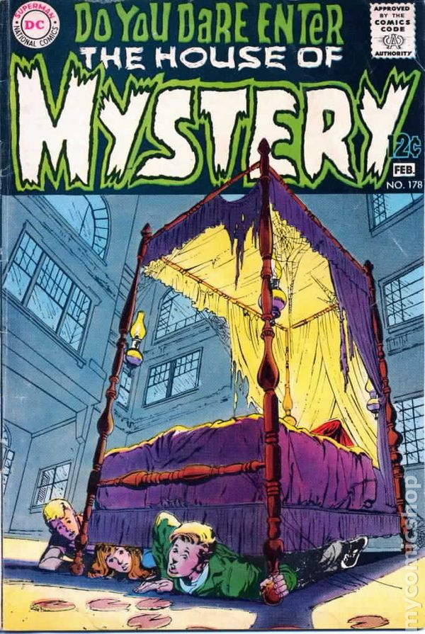 House Of Mystery (1951-1983 1st Series) 178