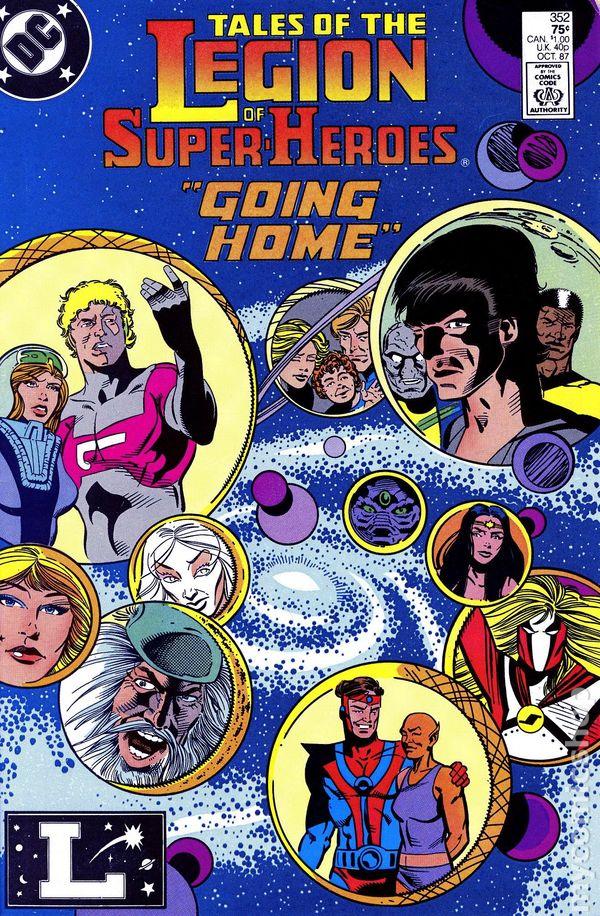 Legion Of Super Heroes 1980 2nd Series Comic Books