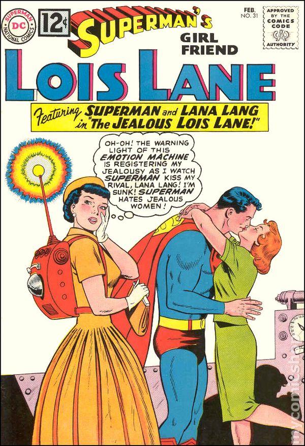 Resultado de imagem para LOIS LANE COMICS