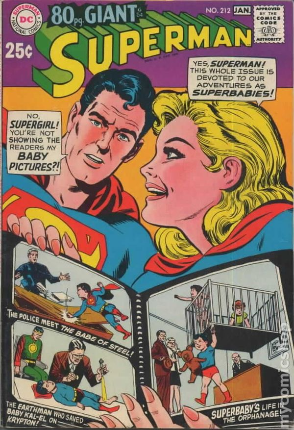7419780489e Superman (1939 1st Series) comic books