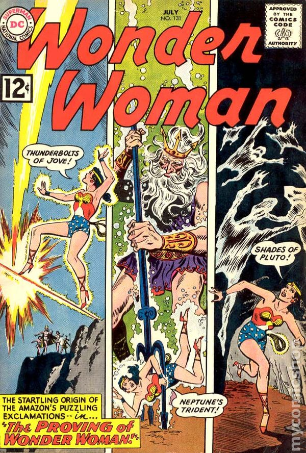 Wonder Woman 1942 1st Series Dc Comic Books