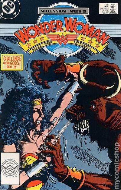 Wonder Woman 1987 2nd Series Comic Books
