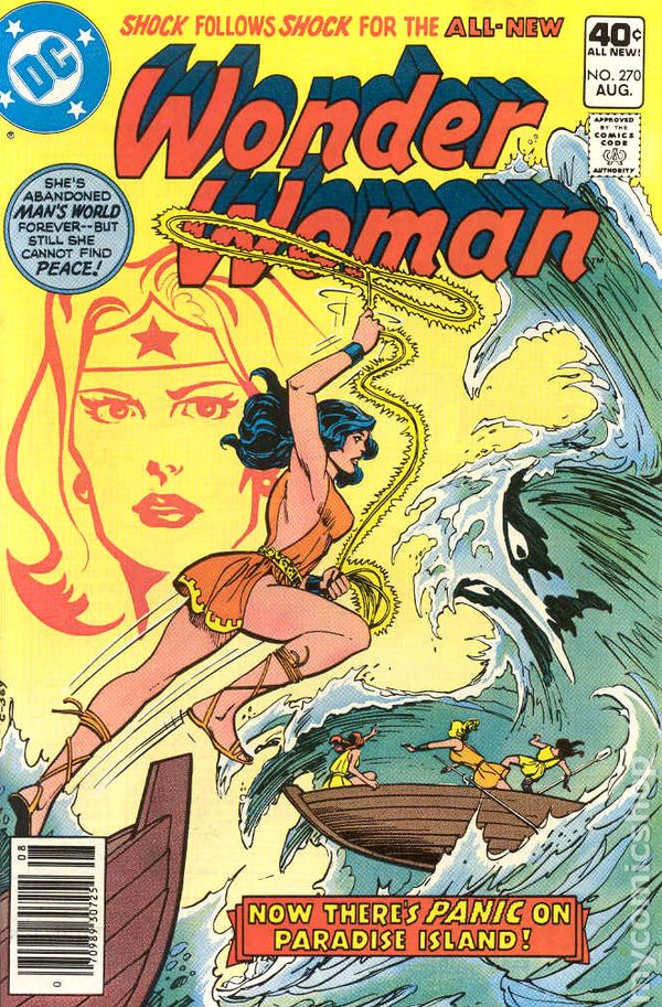 Wonder Woman 1942 1St Series Dc Comic Books 1976-1980-6186
