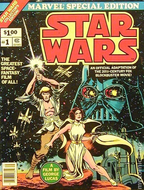 Star Wars: Episódio IV - Uma Nova Esperança - Quadrinho