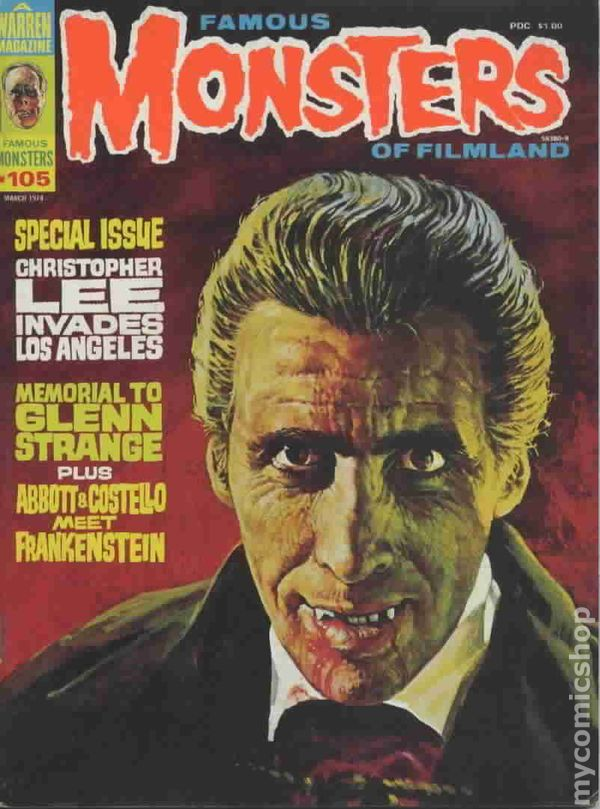 Famous Monsters of Fil...