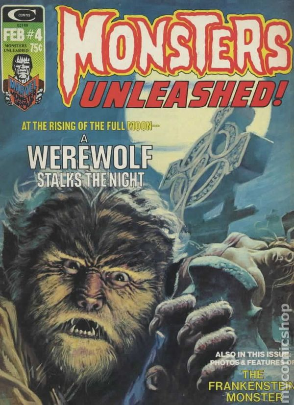 What S Good For Roaches: Monsters Unleashed (1973) Comic Books