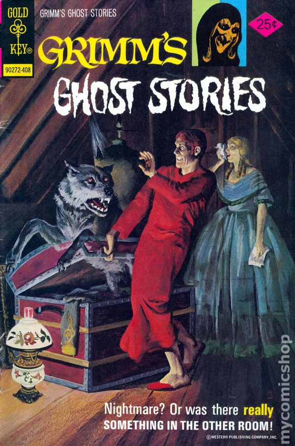 Grimm's Ghost Stories (1972 Gold Key) comic books