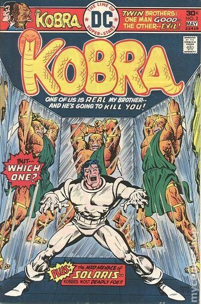 Kobra #7 FN 1977 Stock Image