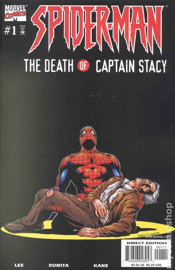 Spider-Man The Death of Captain - 110.2KB