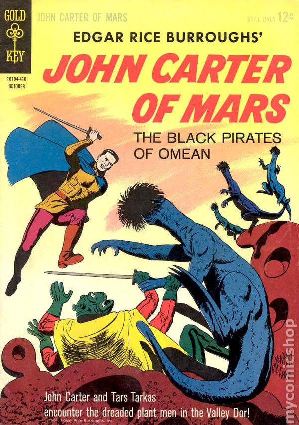 books by john carter