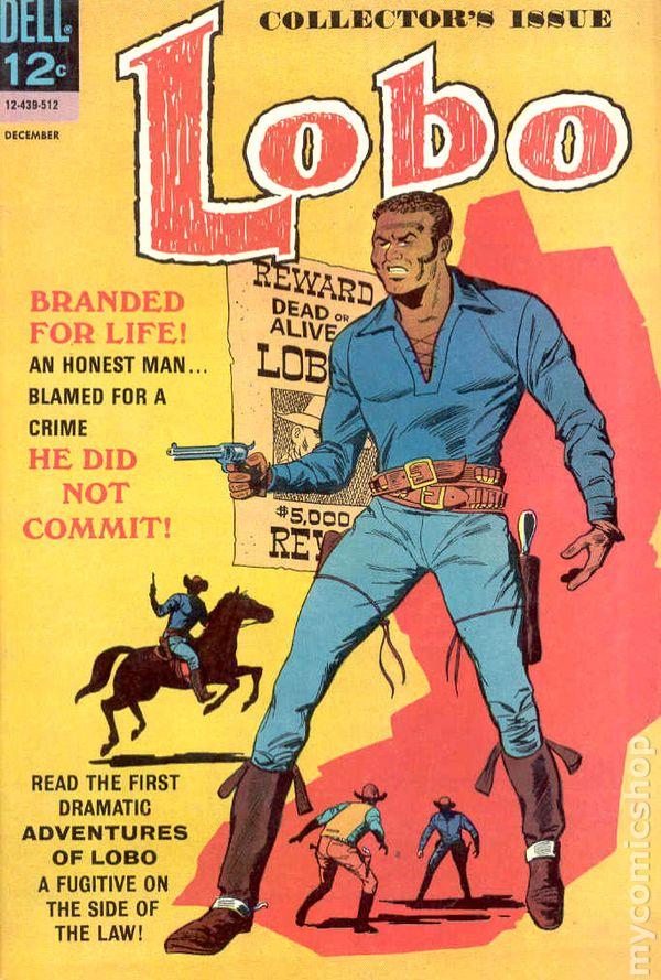 Lobo 1965 Dell Comic Books