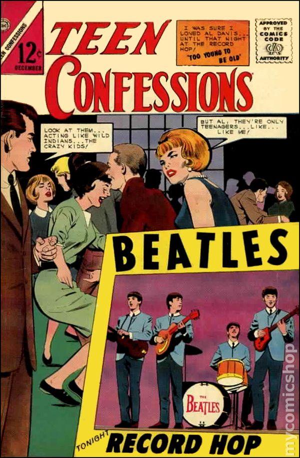 Book Cover Black Beatles : Comic books in beatles