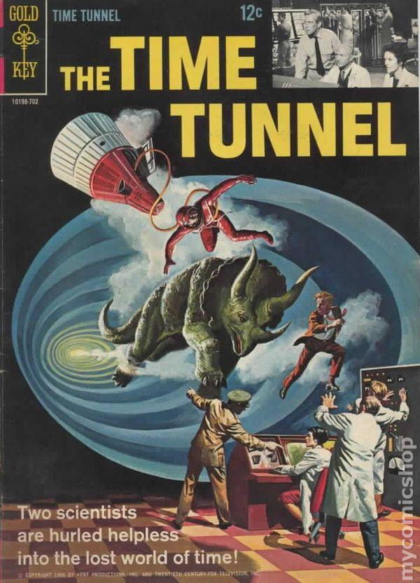 Time Tunnel 1967 Comic Books