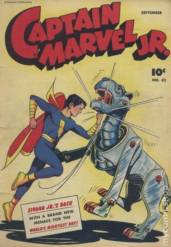captain marvel 42