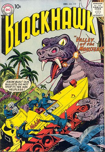 Blackhawk #119
