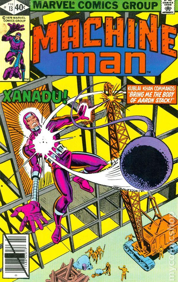 Machine Man 1978 1981 19
