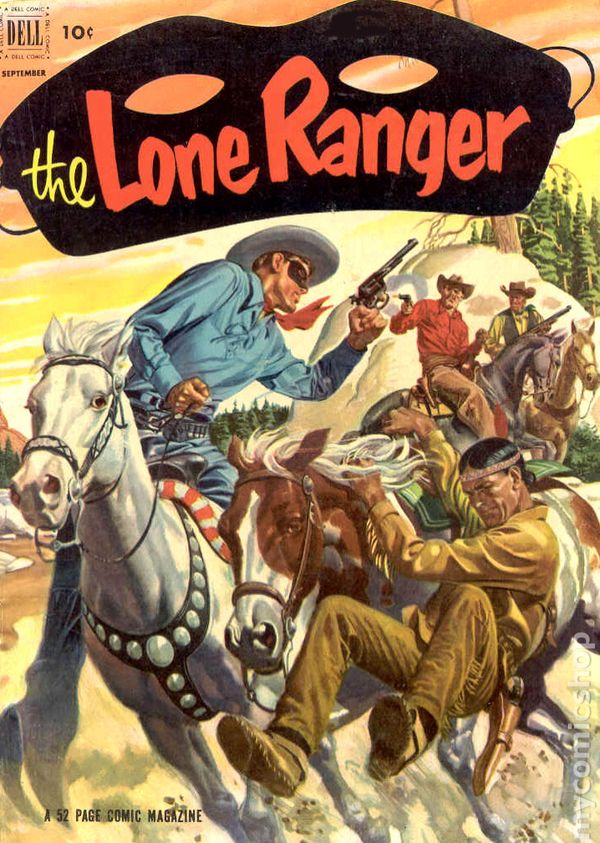 wild west cover