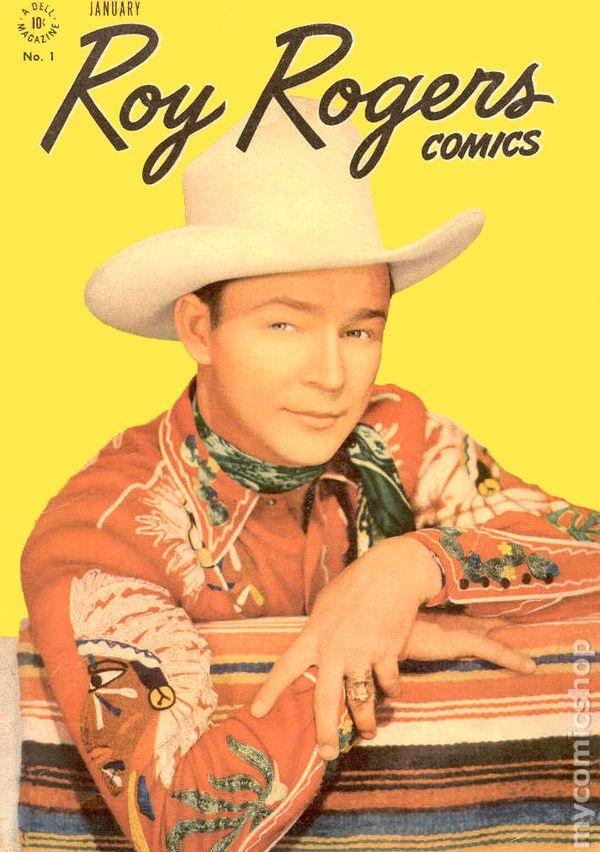 f94043b907f3f Roy Rogers Comics (1948-61 (And Trigger