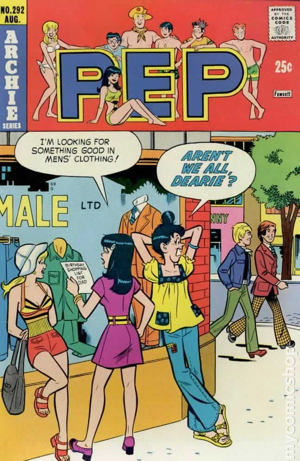 Pep Comics  1940  Comic Books