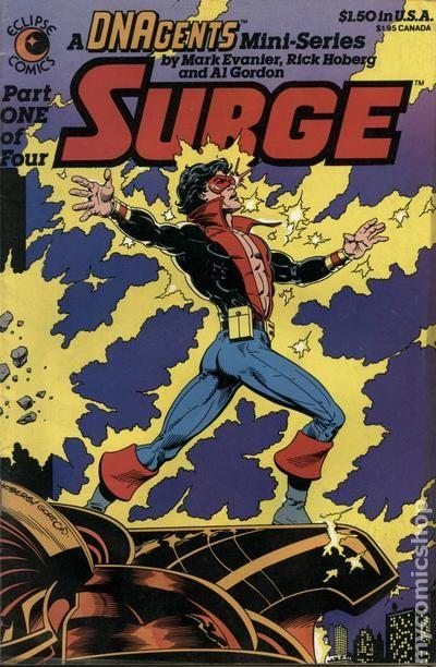 Elektra Saga #1 1984 FN Stock Image