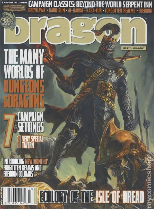 Magazine 354 pdf dragon