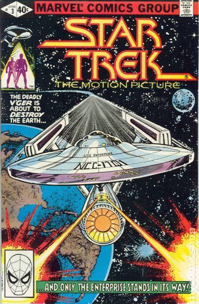 Black Label Price >> Star Trek (1980 Marvel) comic books
