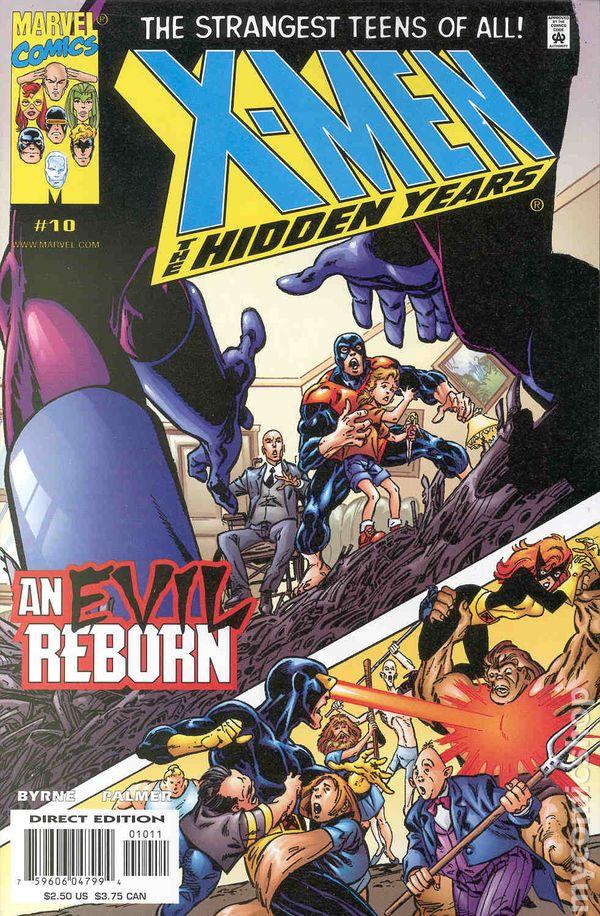 X Men The Hidden Years 1999 10