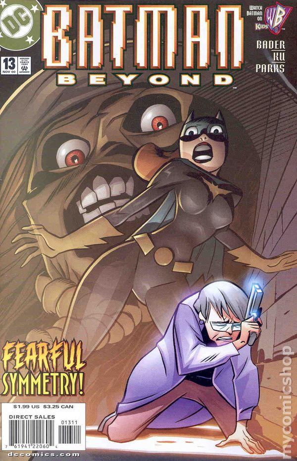 Batman Beyond (1999 2nd Series) comic books