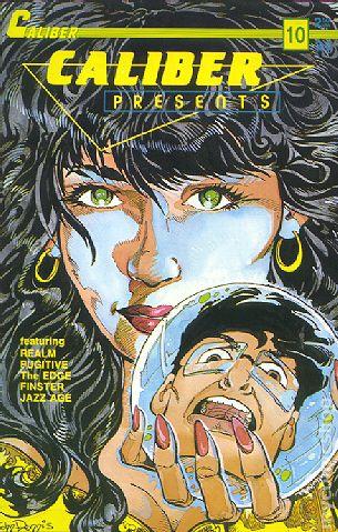 Details about  /Caliber Presents #9 February 1990 Caliber Press Comics