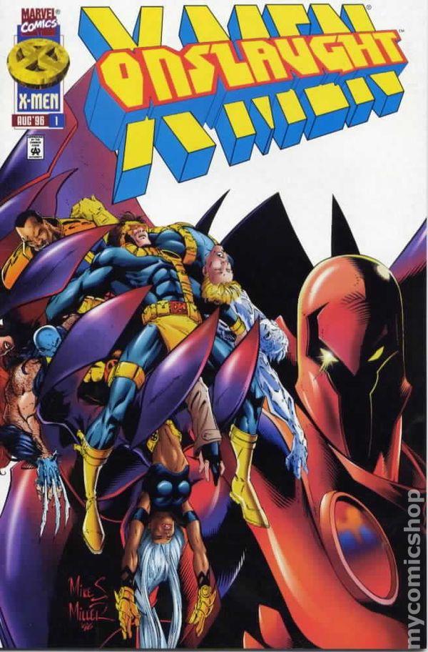 comic books in  u0026 39 onslaught u0026 39