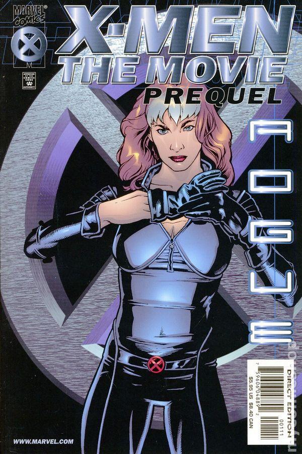 X Men 2000 Rogue X-Men The Movie Rogue ...