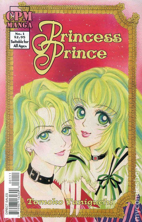 Princess prince 2000 comic books - Manga princesse ...