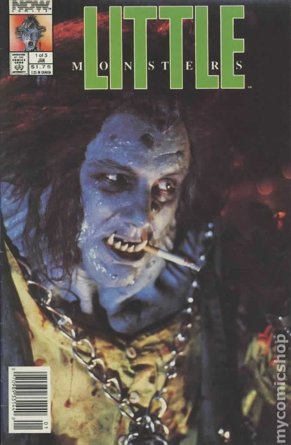 Little Monsters (1990 Now) comic books