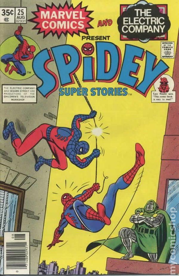 Spidey Super Stories 1974 25