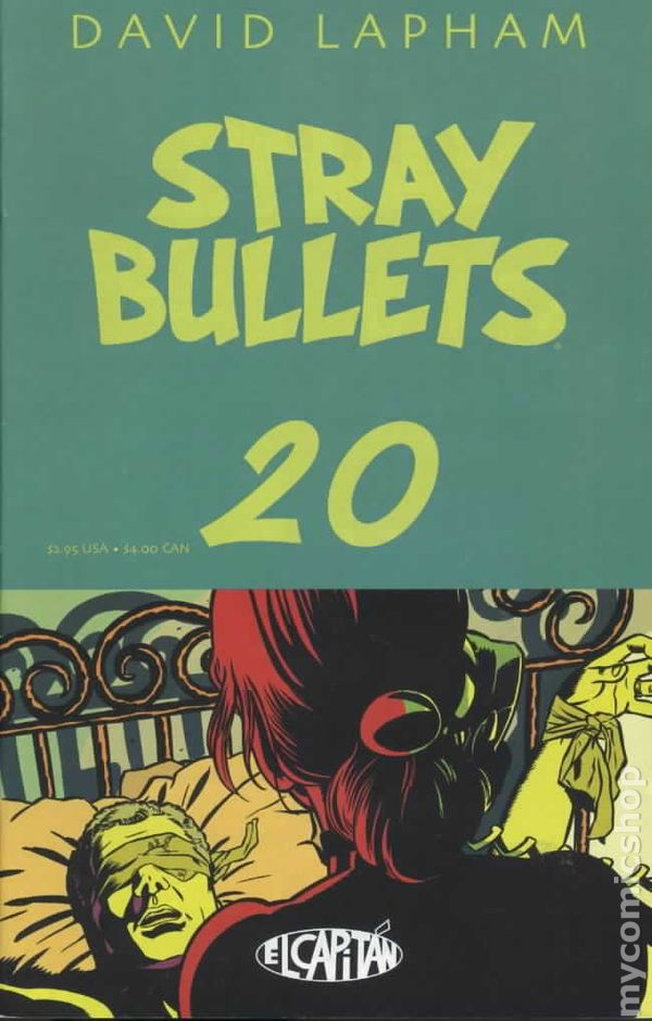fdbc4ce28ef446 Stray Bullets (1995) comic books