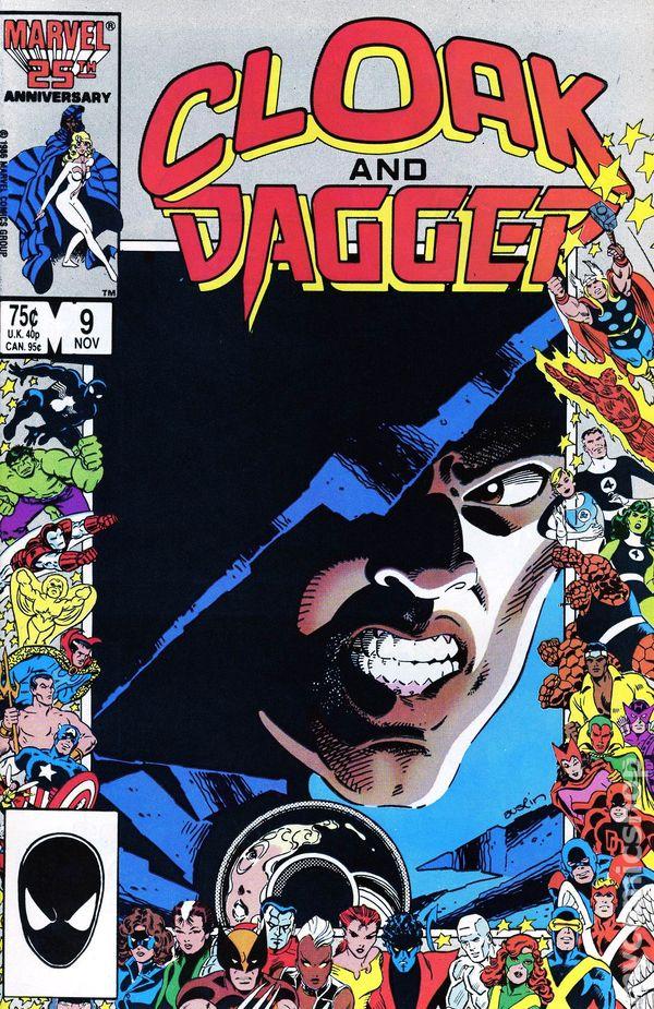 Cloak And Dagger Comic