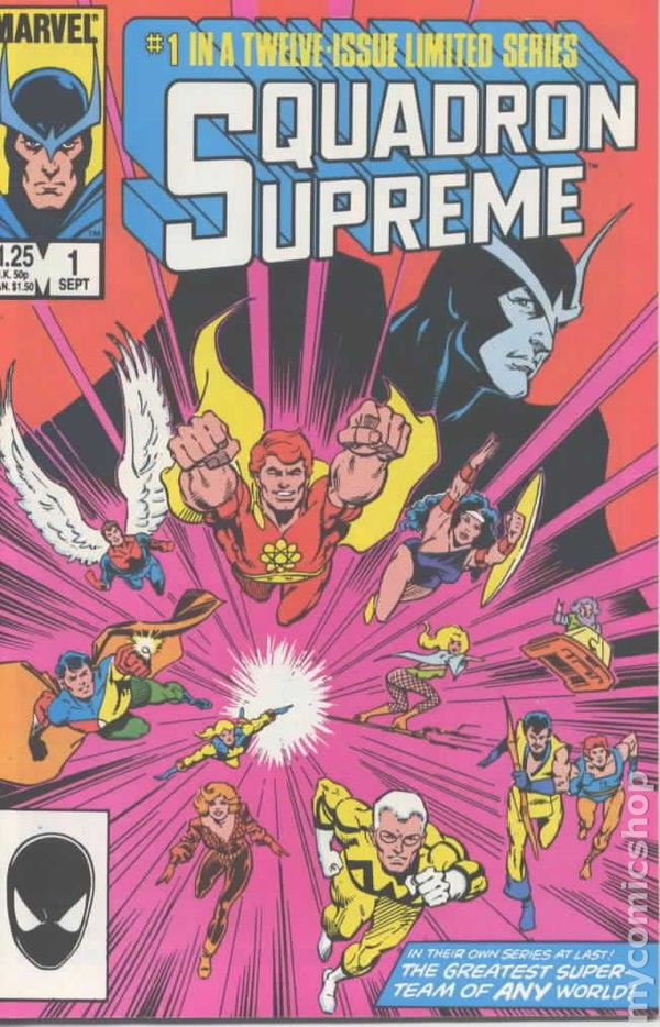 Image result for squadron supreme