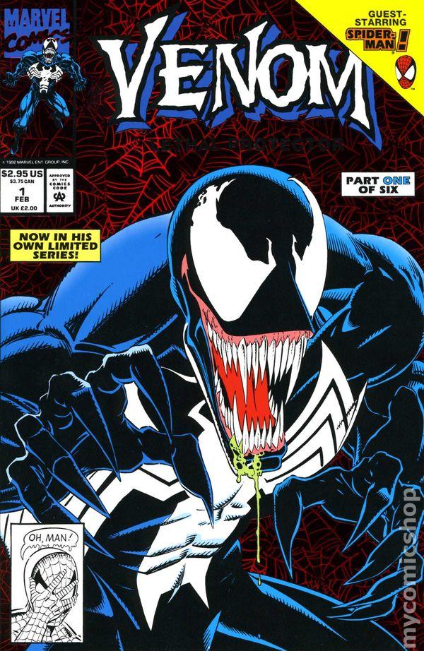 Venom Lethal Protector (1993) comic books