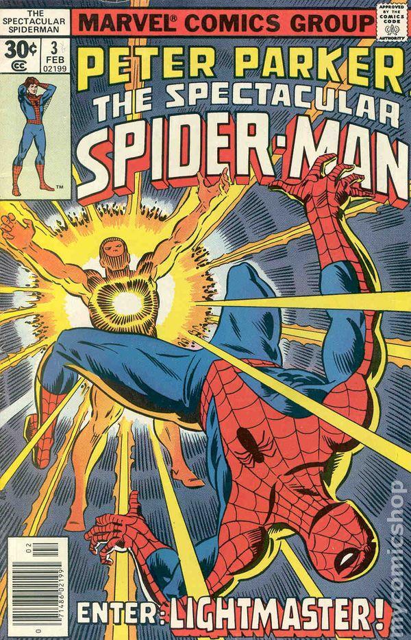 Spectacular Spider Man 1976 1st Series Comic Books