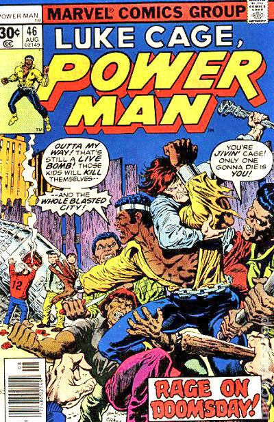 Power Man And Iron Fist 1972 Hero For Hire 46